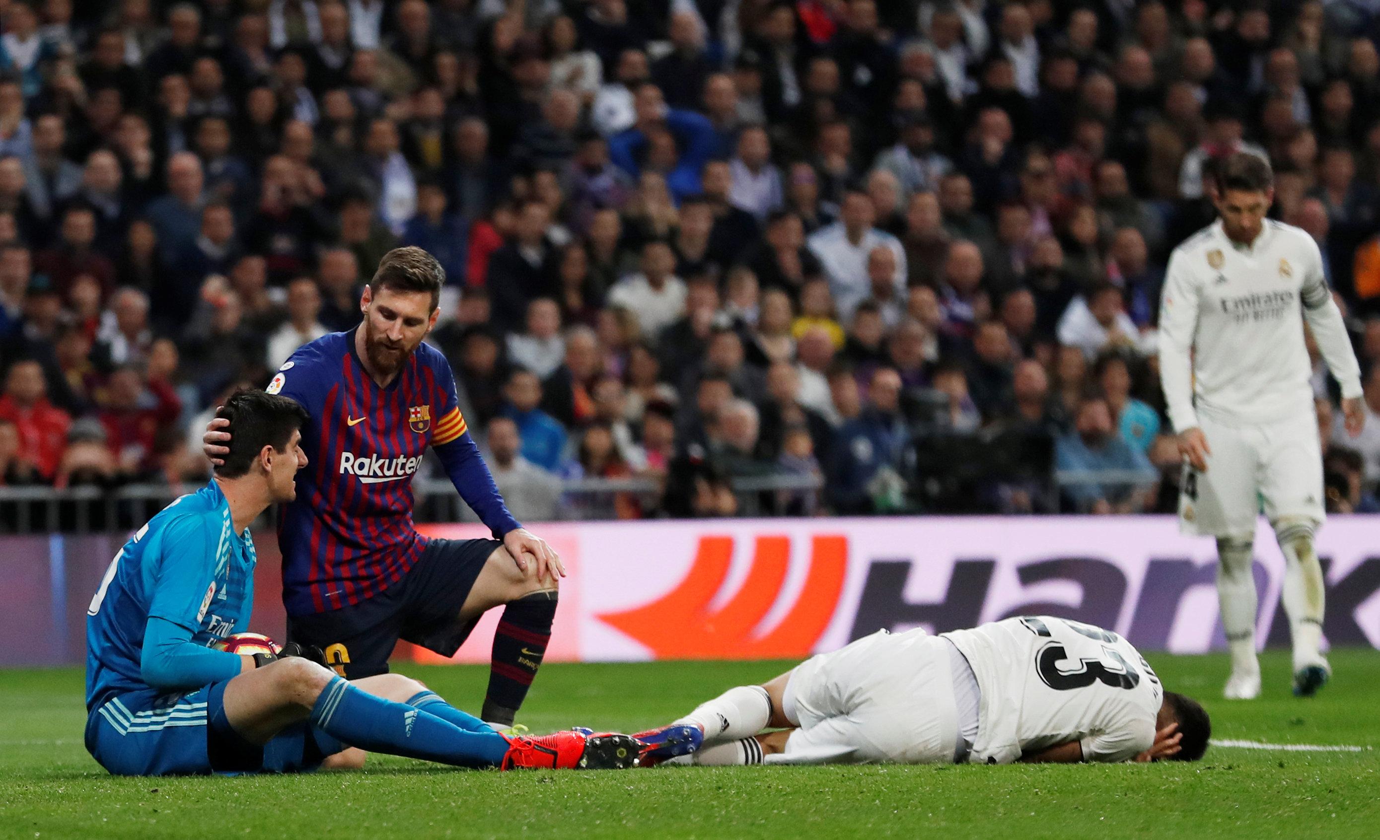 الريال ضد برشلونة (11)