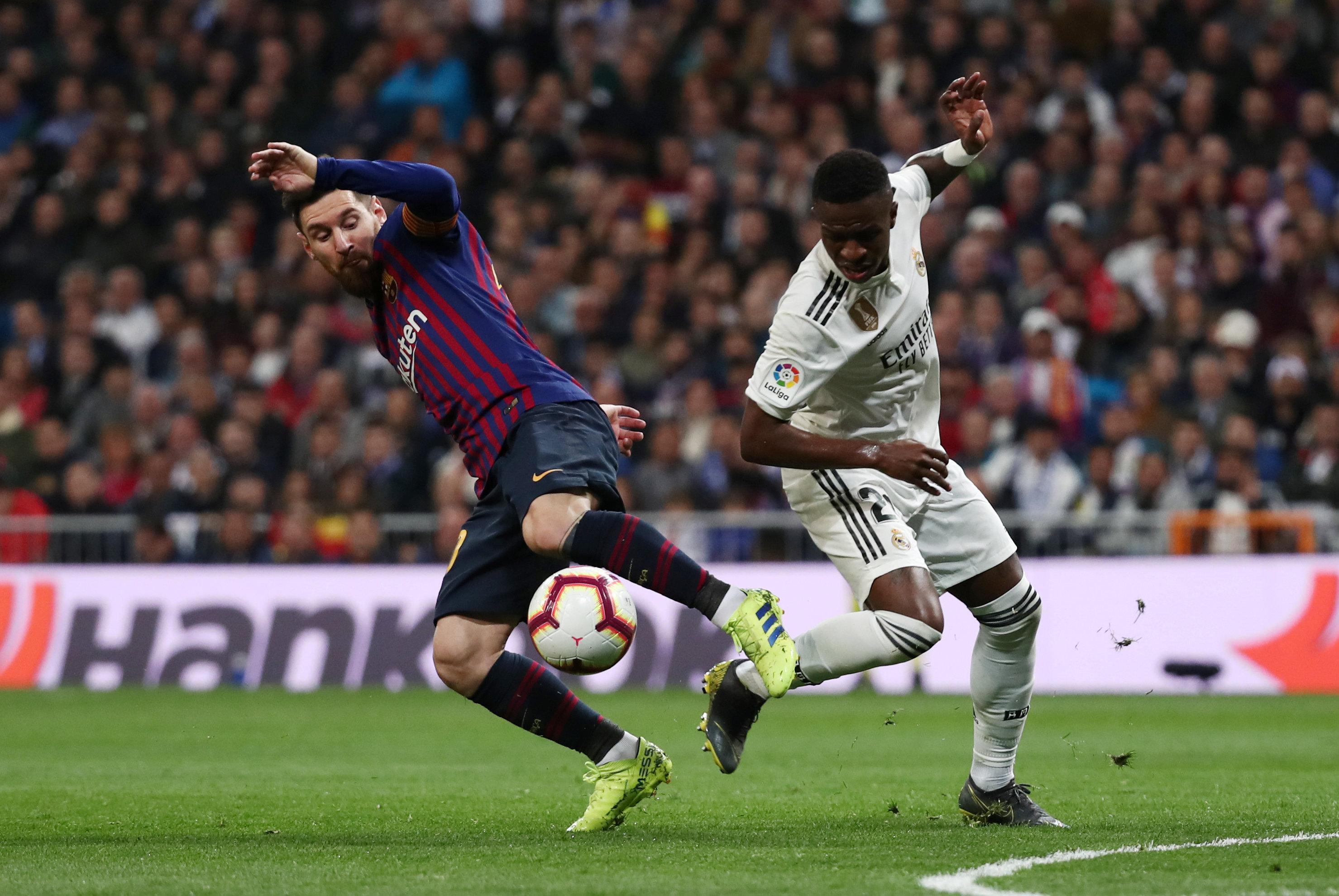 الريال ضد برشلونة (10)