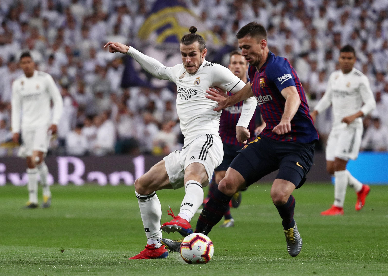 الريال ضد برشلونة  (6)