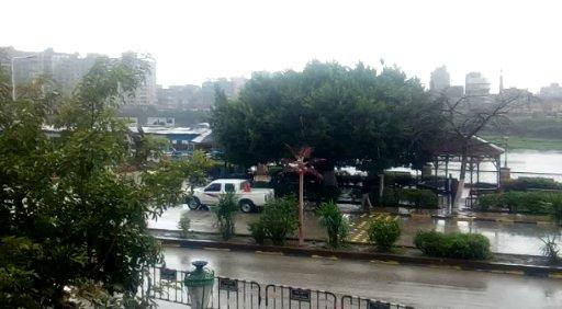 امطار ورياح بالقليوبية  (3)