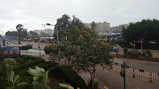 امطار ورياح بالقليوبية  (4)