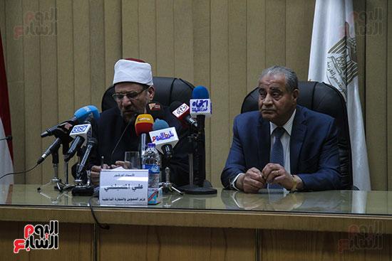 توقيع بروتوكول بين وزارة التموين ووزارة الاوقاف (13)
