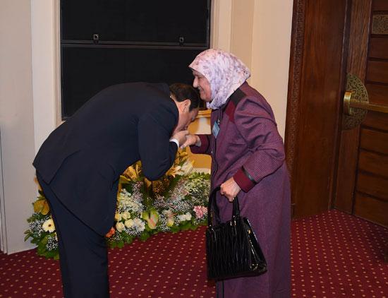 احتفالية المجلس القومى للمرأة لتكريم المرأة المصرية والأم المثالية (11)