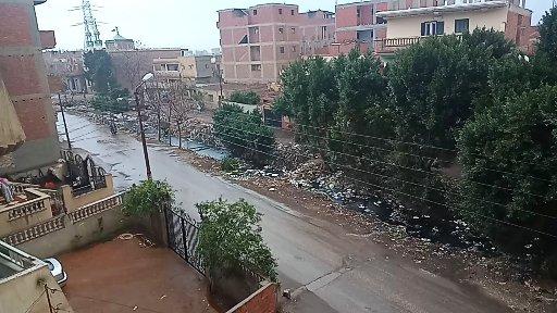 امطار ورياح بالقليوبية  (2)