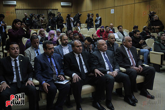 توقيع بروتوكول بين وزارة التموين ووزارة الاوقاف (9)