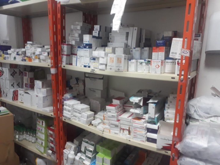 التفتيش الصيدلي بالأقصر يضبط الآلاف من أقراص الأدوية المهربة والمخالفة وتحرر 14 محضر متنوع (3)
