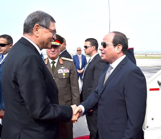 القمة العربية فى تونس بحضور الرئيس السيسى (4)