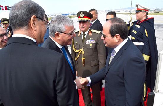 القمة العربية فى تونس بحضور الرئيس السيسى (17)