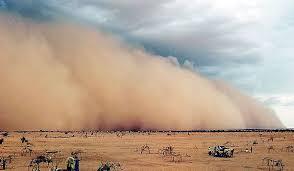 العواصف الرملية