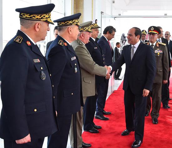 القمة العربية فى تونس بحضور الرئيس السيسى (9)