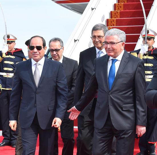 القمة العربية فى تونس بحضور الرئيس السيسى (13)