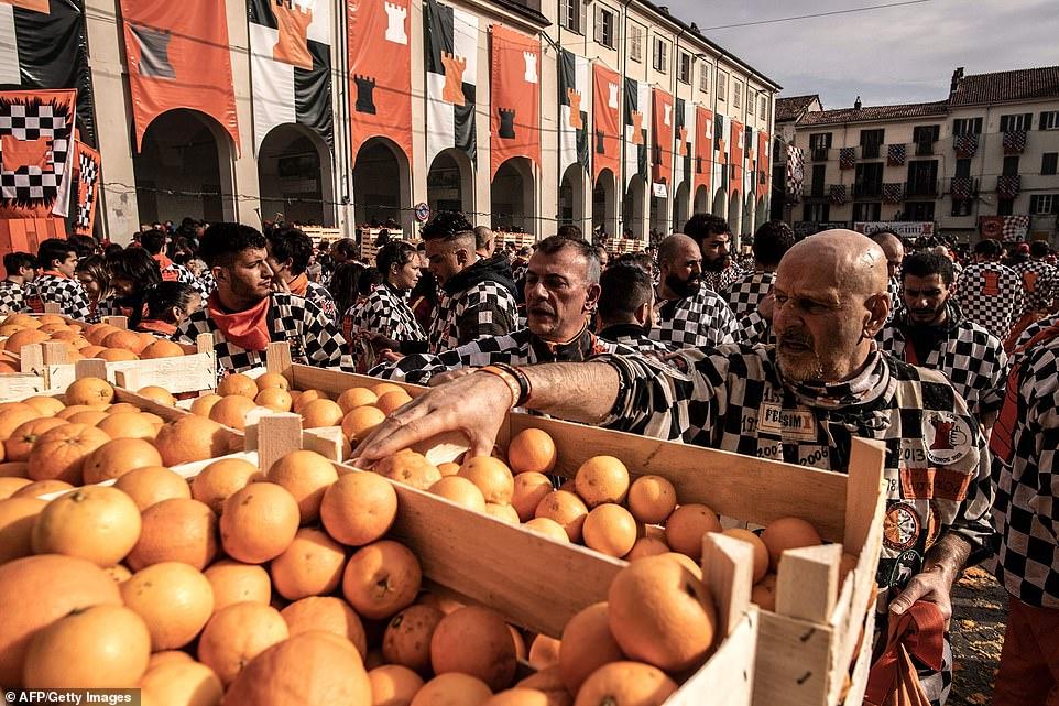 معركة البرتقال (3)