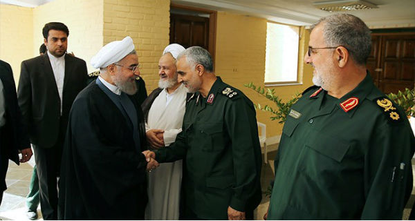 العقوبات الأمريكية كشفت تطابق الخطاب الإيرانى