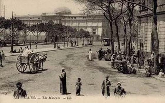 ميدان التحرير عام 1907