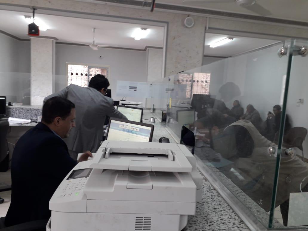 افتتاح مكتب توثيق (4)