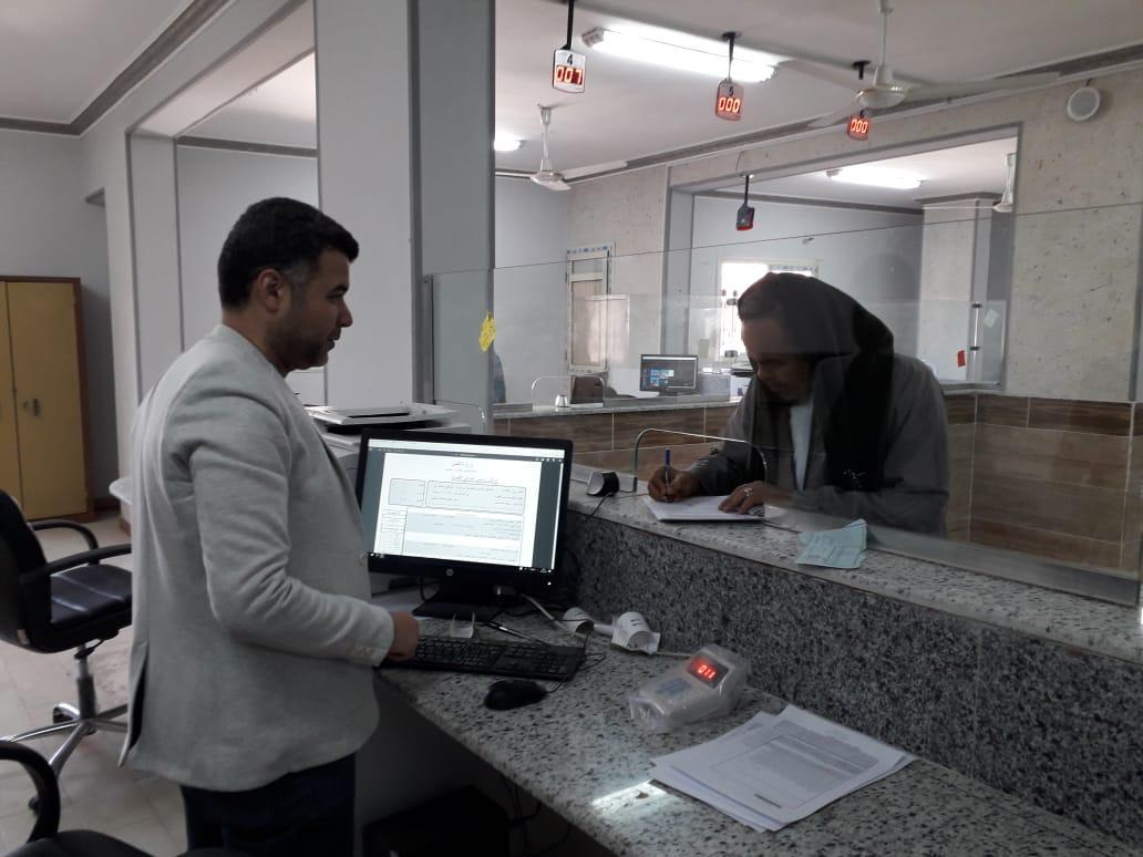 افتتاح مكتب توثيق (1)