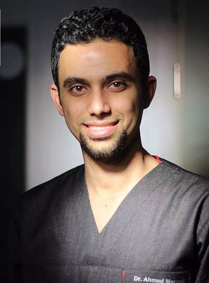 دكتور أحمد مرزوق