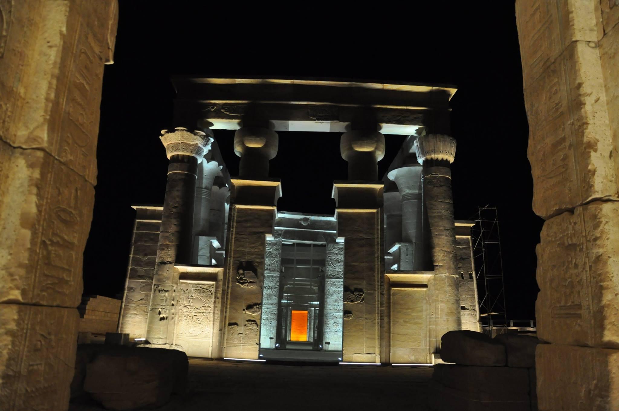 معبد هيبس ليلا