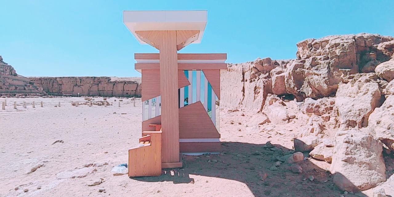 وحدات خدمية بمنطقة آثار الهرم (4)