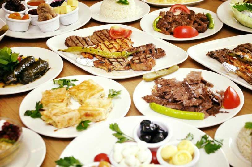 التنوع في الطعام