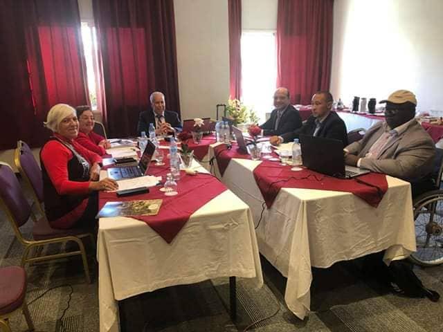 اجتماع الاتحاد الافريقى