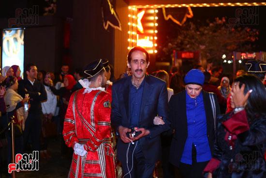 إفتتاح مسرحية الملك لير ليحيي الفخراني (29)