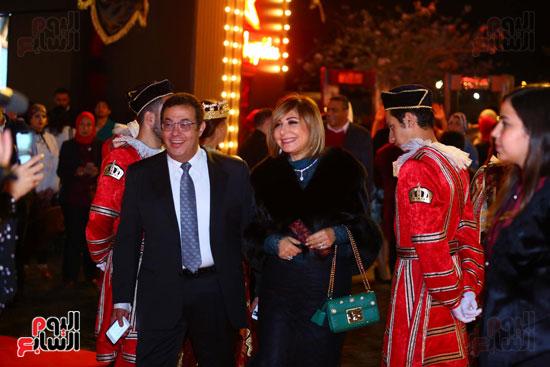 إفتتاح مسرحية الملك لير ليحيي الفخراني (27)