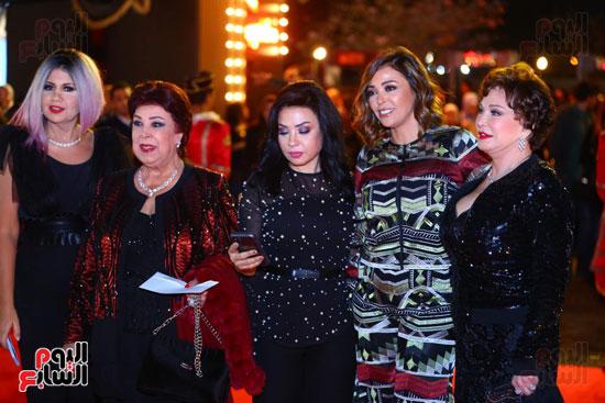 إفتتاح مسرحية الملك لير ليحيي الفخراني (23)