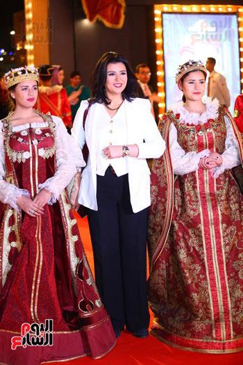 إفتتاح مسرحية الملك لير ليحيي الفخراني (9)