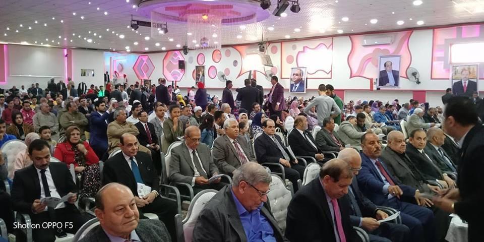 حماة الوطن ينظم مؤتمرا جماهيريا لتأييد التعديلات الدستورية (4)