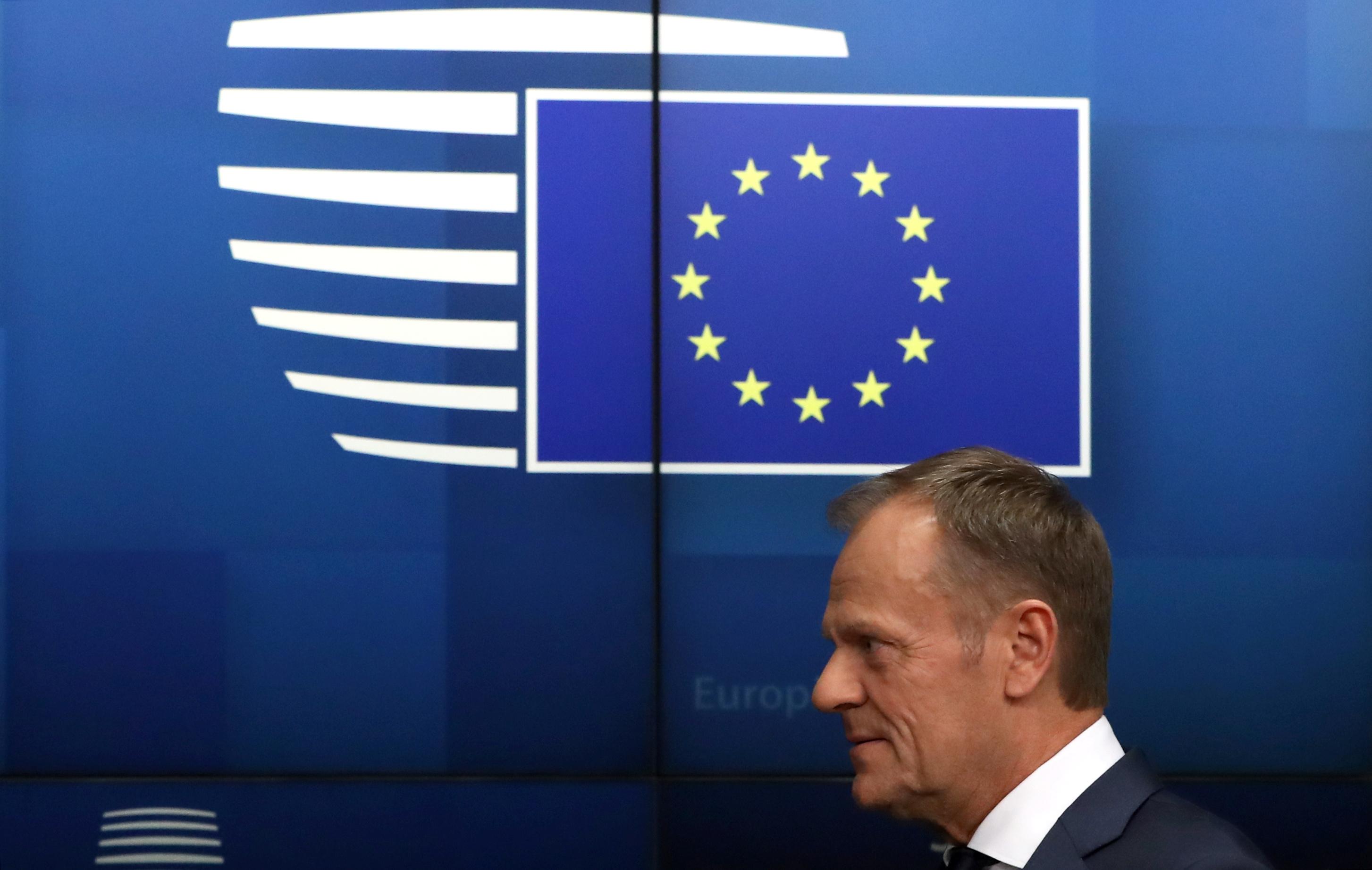رئيس المجلس الأوروبى دونالد توسك