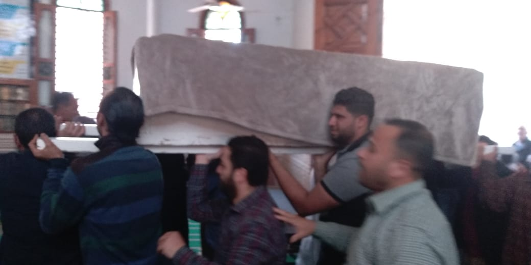 جنازة الفنان محمود الجندى (6)