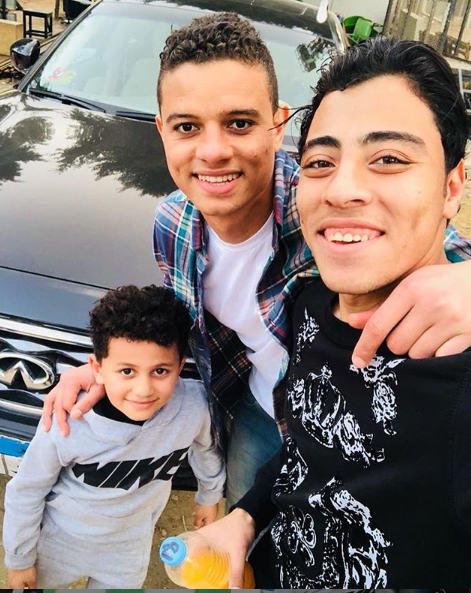 سعد سمير و أكرم توفيق