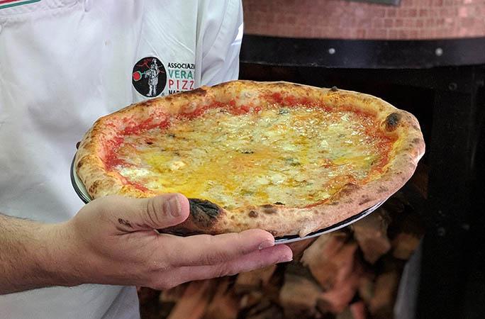 بيتزا موسوعة جينيس
