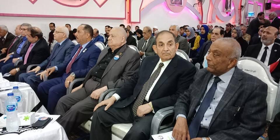 حماة الوطن ينظم مؤتمرا جماهيريا لتأييد التعديلات الدستورية (1)