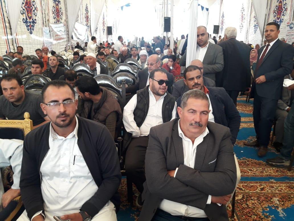 مؤتمر حزب مستقبل وطن لدعم التعديلات الدستورية في البحيرة (3)