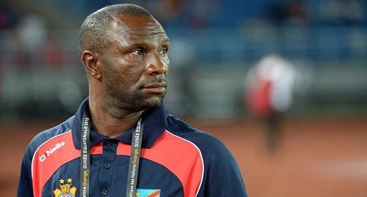 فلوران إيبينجي مدرب فيتا كلوب ومنتخب الكونغو