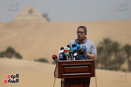 مقبرة خوى أحد النبلاء فى مصر  فى سقارة (5)