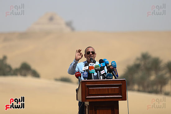 مقبرة خوى أحد النبلاء فى مصر  فى سقارة (2)