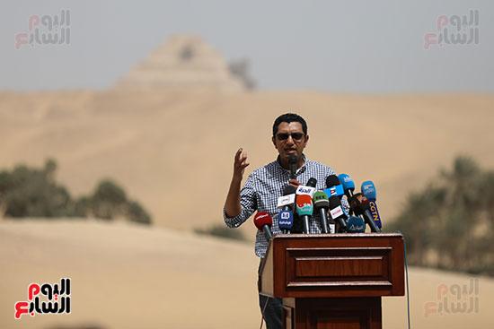 مقبرة خوى أحد النبلاء فى مصر  فى سقارة (3)