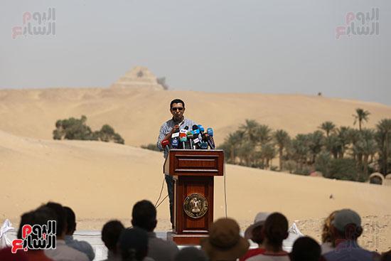 مقبرة خوى أحد النبلاء فى مصر  فى سقارة (4)