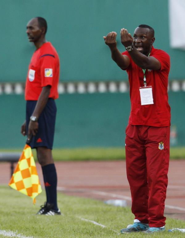 فلوران  مدرب منتخب الكونغو