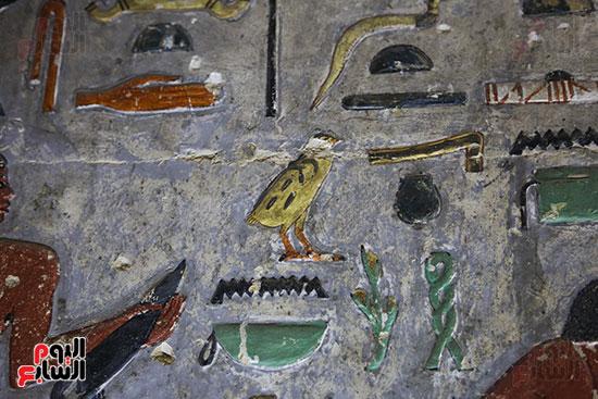 مقبرة خوى أحد النبلاء فى مصر  فى سقارة (18)
