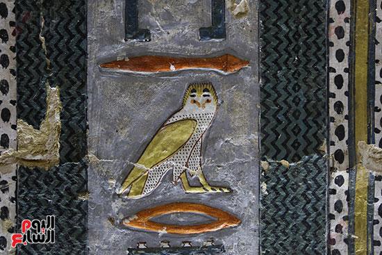 مقبرة خوى أحد النبلاء فى مصر  فى سقارة (20)