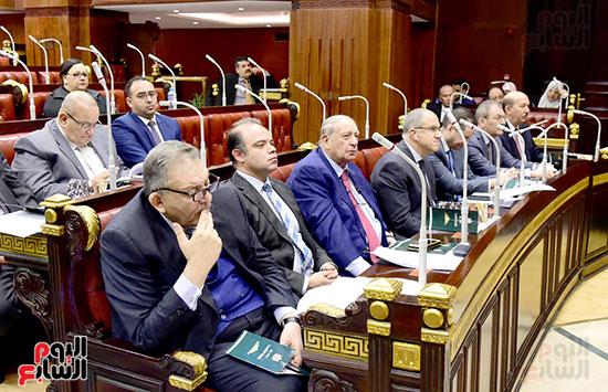 التعديلات الدستورية بالبرلمان (2)