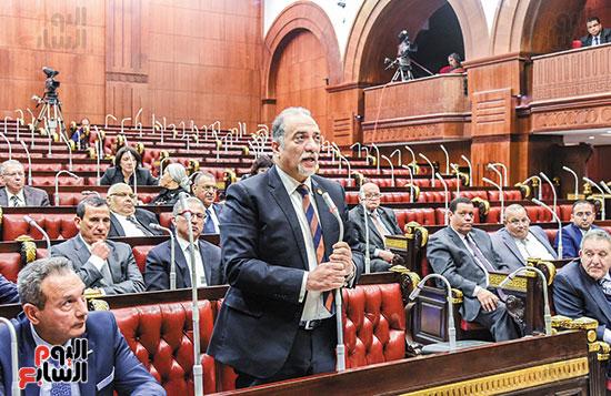 التعديلات الدستورية بالبرلمان (3)