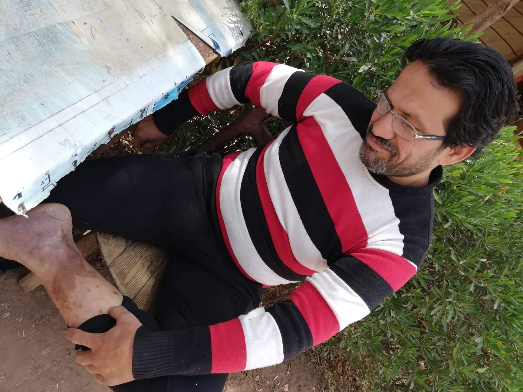 محمد أحمد سعيد شاب من أهالى مدينة موط بالداخلة (7)