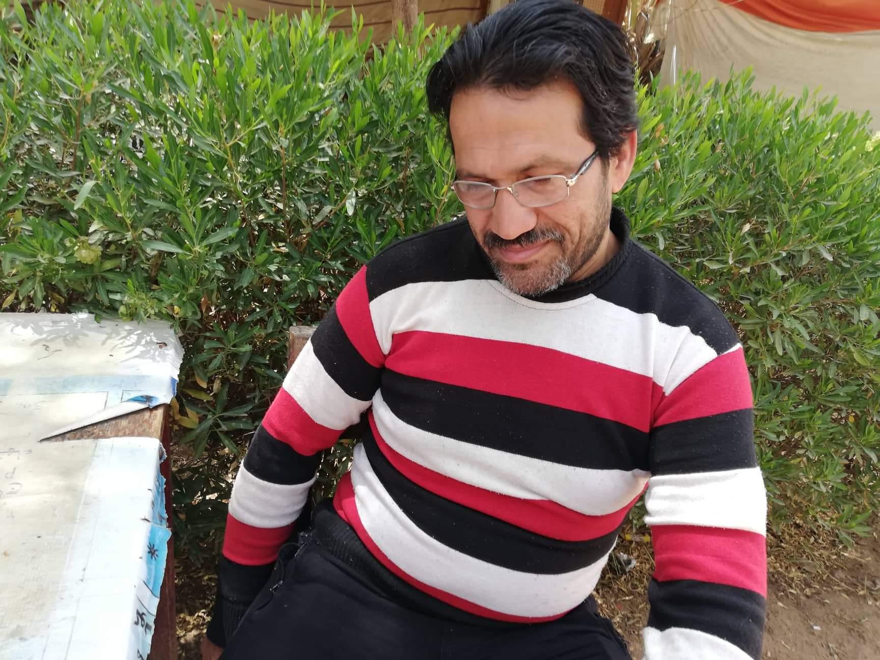 محمد أحمد سعيد شاب من أهالى مدينة موط بالداخلة (15)