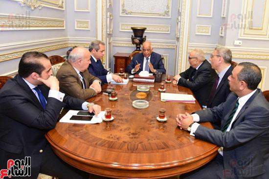 لجنة صياغة التعديلات الدستورية (3)