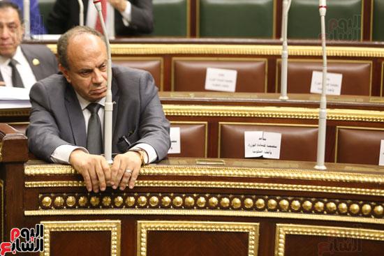 الجلسه العامه بمجلس النواب (8)